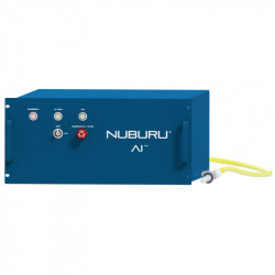 1500 W NUBURU Laser for material processing at 450 nm